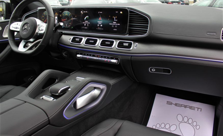 MERCEDES GLE 400D COUPE AMG LINE 4MATIC