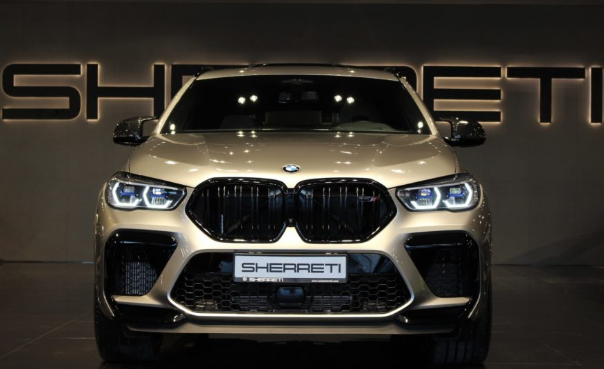 BMW X6 M COMPETITION 625HP (CARBON PACKAGE)