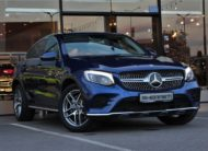 MERCEDES GLC 250D COUPE AMG LINE 4MATIC